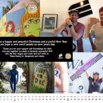 Equis Productions 1月無料壁紙カレンダー!
