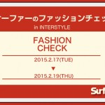 サーファーのファッションチェック in INTERSTYLE