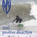 POSITIVE DIRECTION SURFBOARDS 2015カタログ