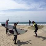 女子限定サーフィンスクールはじめました!(千葉市 レイズサーフ)