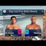 サーフムービー:Rip Curl Pro Bells Beach: Final