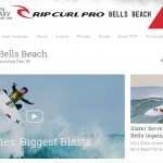 WSL RipCurl PRO Bells Beach リップカールプロ ベルズビーチ開催中