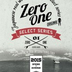 ZERO ONE 2015SS CATALOG リリース!