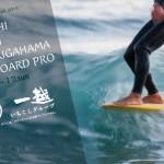 JPSA 2015一越 湘南七里ヶ浜ロングボードプロ大会結果