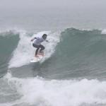 NSA級別サーフィン選手権 DAY1ピックアップライディング