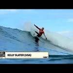 サーフムービー:KELLY SLATER STILL LEADS RANKINGS AFTER RIP CURL BELLS 2011 ケリースレーター
