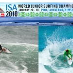 Quiksilver ISA World Junior Surfing Championshipが行われています!