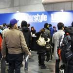 2010 interstyle Februaryの模様がイベントページに掲載されました。