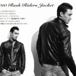 RASH WETSUITS より、ライダースジャケットがリリースされました