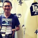 サーフショップで人気の商品を教えてください(東京 K-SURF)