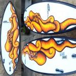 MEL SURFBOARDS:MEL SHORT FLEXシリーズの紹介