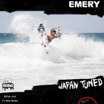 EMERY SURFBOARDS RIDER 最新ムービー!