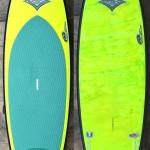 "MEL SURFBOARDS:MEL SUP 7'6″×25.5""×3.75"" 78Literの紹介"